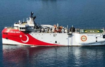 Nguy cơ tái bùng phát căng thẳng dầu khí ở Địa Trung Hải