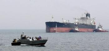 Mỹ bắt 4 tàu chở dầu Iran tới Venezuela