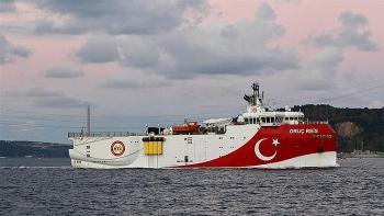 Tranh chấp khí đốt ở Địa Trung Hải: Thổ Nhĩ Kỳ tấn công Pháp, cảnh cáo Hy Lạp