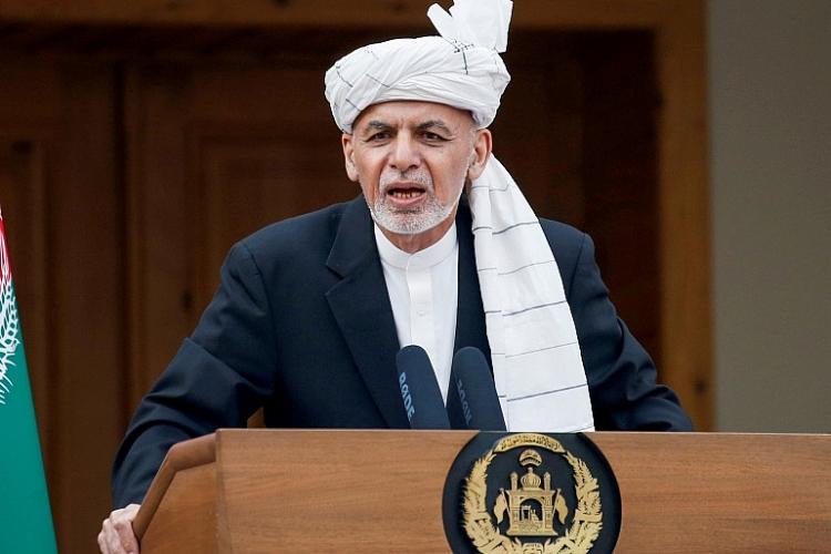 Tổng thống Afghanistan cáo buộc Mỹ thúc đẩy
