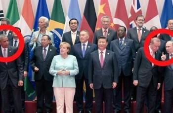 G20: Obama bị dìm hàng, Putin tỏa sáng