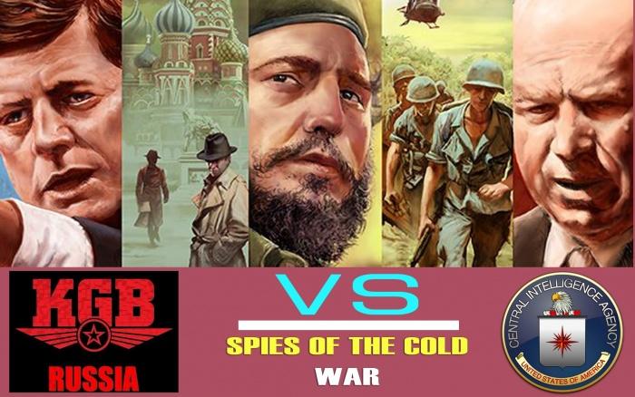 Cuộc đối đầu giữa KGB và CIA thời Chiến tranh Lạnh (kỳ I)