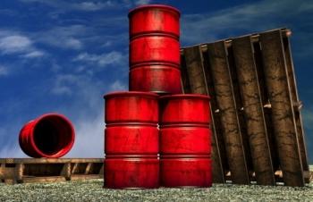 Giá dầu thế giới 6/6 giảm mạnh trước thông tin dự trữ dầu Mỹ tăng