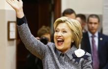 Bà Clinton từng bỏ quên tài liệu mật ở Nga