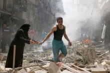 Syria nóng trên mọi mặt trận
