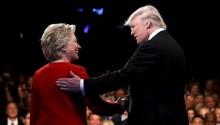 Những lỗi ngớ ngẩn trong cuộc tranh luận Trump - Clinton