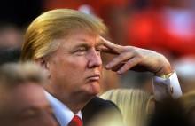 Donald Trump lên điểm