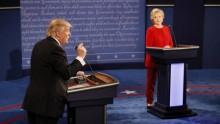 Mục tiêu tối thượng của tranh luận Trump-Clinton là gì?