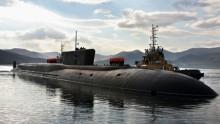 Bạn biết gì về áo giáp ngụy trang của tàu ngầm Nga?