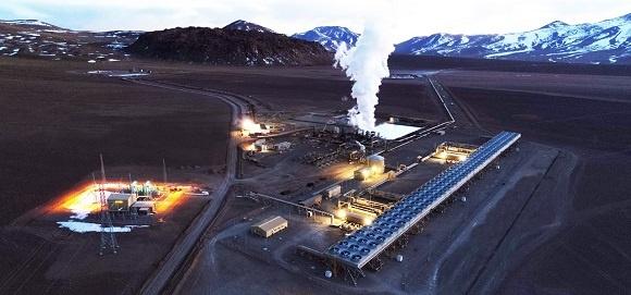 Nhà máy điện địa nhiệt đầu tiên ở Nam Mỹ