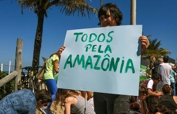 Brazil hủy cấp phép khai thác mỏ ở rừng Amazon