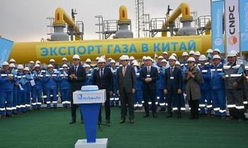kazakhstan tang gap doi xuat khau khi dot sang trung quoc