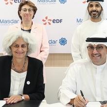 EDF và Masdar lập liên doanh dịch vụ năng lượng ở vùng Vịnh và các nước mới nổi