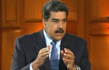 """""""Nước cờ cao tay"""" của Tổng thống Venezuela"""