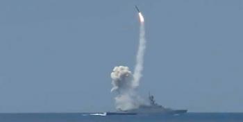 Giám đốc tình báo Anh cảnh báo về tên lửa Bourevestnik của Nga