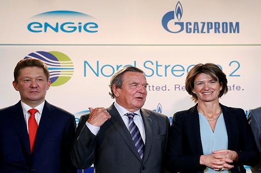 Quan điểm của nhà điều hành đường ống Nord Stream 2 về vụ đầu độc Navalny