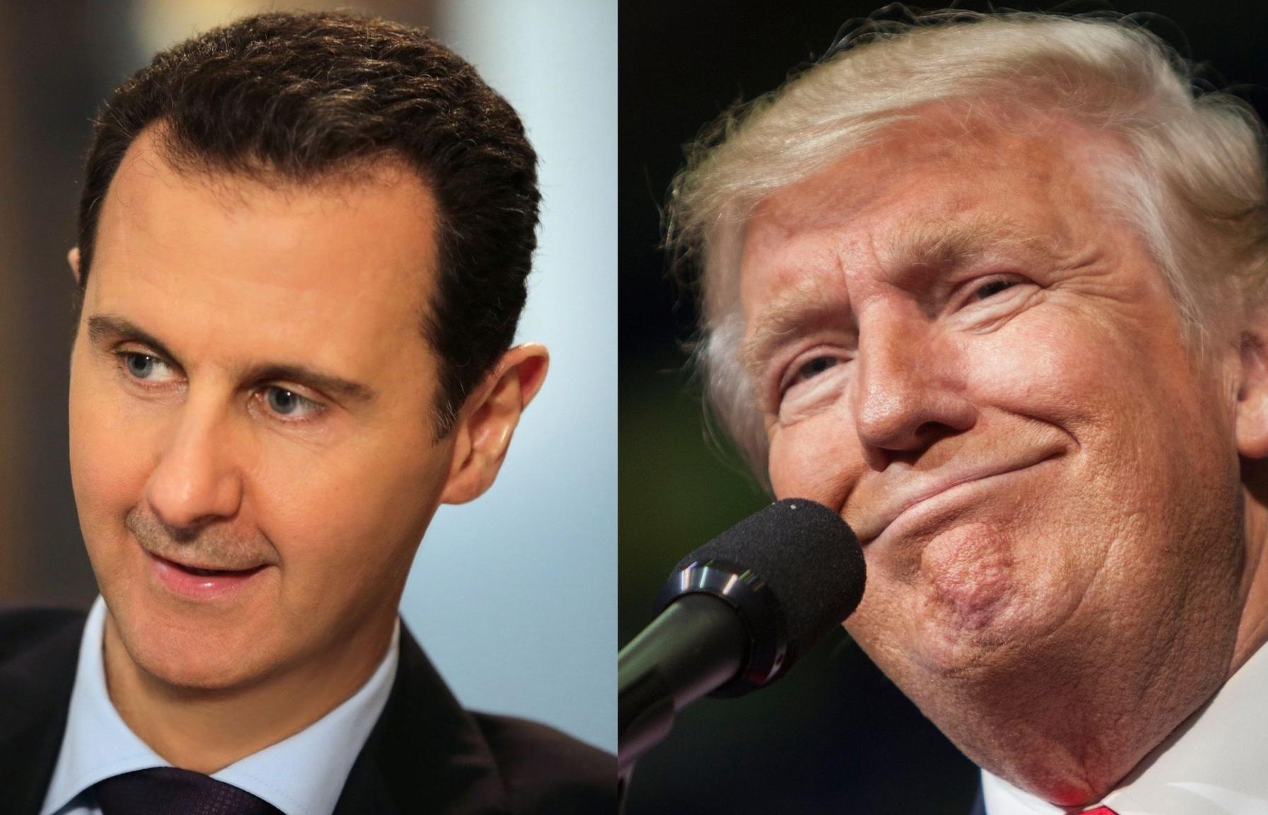 Ông Trump lại thừa nhận đã từng nghĩ đến việc ám sát Tổng thống Syria