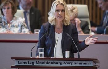 Nord Stream 2 đã hoàn thành 97%, theo quan chức Đức
