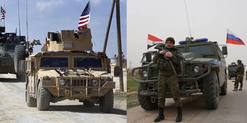 Mỹ triển khai quân chống Nga ở đông bắc Syria