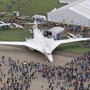 Máy bay ném bom chiến lược của Nga phá kỷ lục thế giới