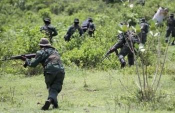 Quân đội Venezuela tiêu diệt 3 nhóm buôn ma tuý gần biên giới với Colombia