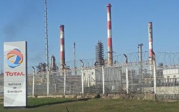 Total sẽ ngừng lọc dầu tại Grandpuits
