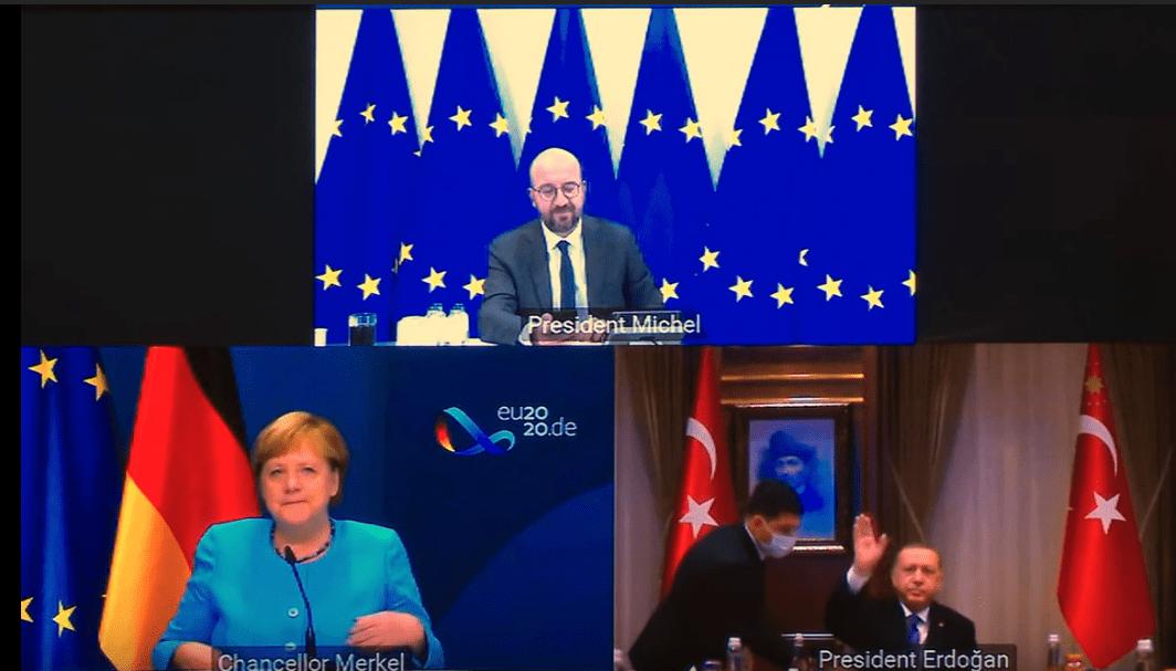 Thổ Nhĩ Kỳ và Hy Lạp đồng ý đàm phán về tranh chấp khí đốt ở Địa Trung Hải