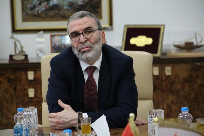 Libya: Giám đốc NOC Mustafa Sanallah vẫn tại vị