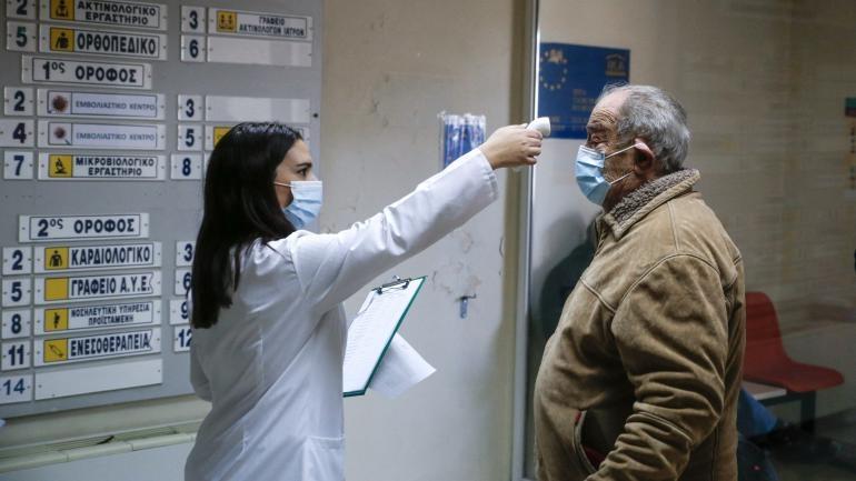 Hy Lạp áp dụng các biện pháp mới buộc người dân đi tiêm phòng Covid-19