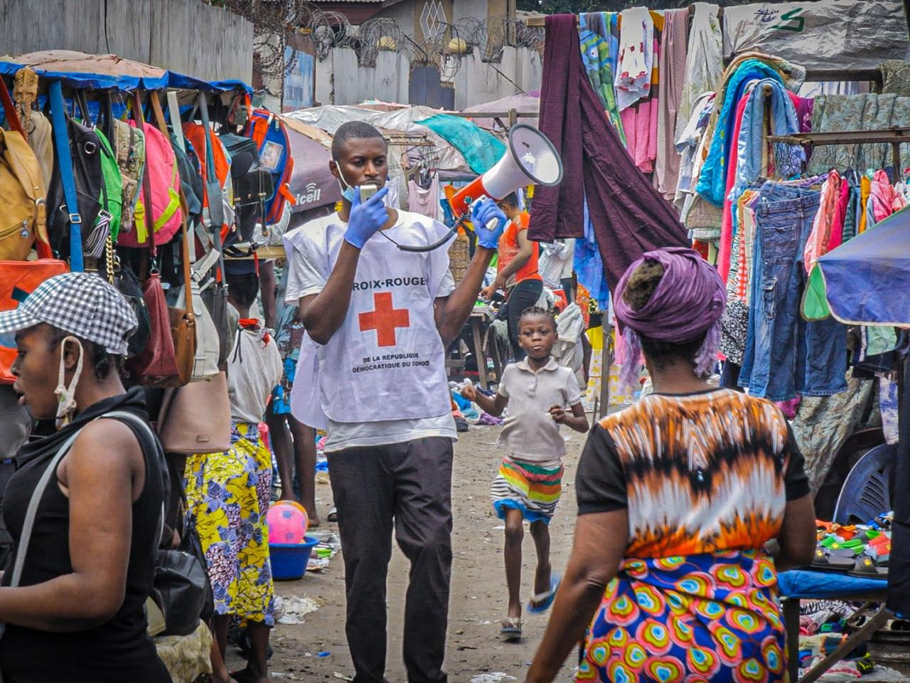 Congo đẩy mạnh chiến dịch tiêm chủng vắc xin Covid-19