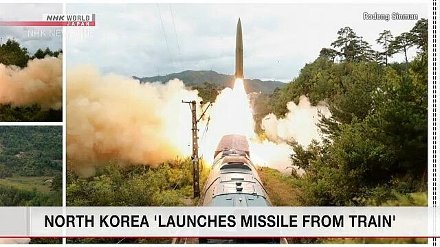 Điều gì khiến Mỹ bất ngờ trong vụ phóng tên lửa mới của Triều Tiên?