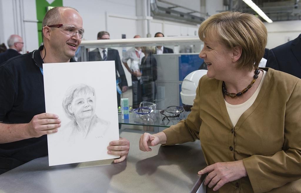 Khi nước Đức không có Merkel