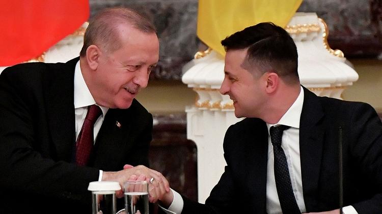 Ông Erdogan gợi ý