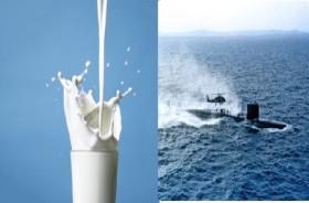 Nga từng đổi tàu ngầm hạt nhân lấy sữa của New Zealand