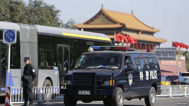 Trung Quốc: Cháy xe ở Thiên An Môn là vụ tấn công tự sát?