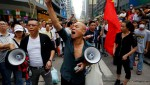 Người biểu tình Hongkong thay đổi chiến lược