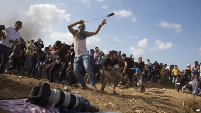 the gioi 24h israel lai khong kich dai gaza
