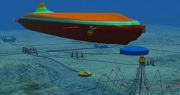 Nga chế tạo tàu ngầm hạt nhân phục vụ ngành dầu khí