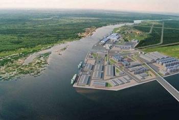 Gazprom và Shell hợp tác thực hiện dự án Baltic LNG
