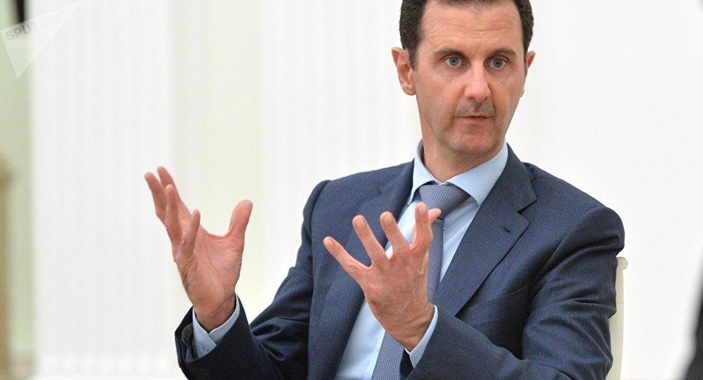 tong thong al assad con moi de doa nao o syria