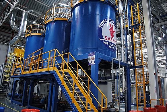 Total khánh thành nhà máy sản xuất dầu nhờn ở Nga