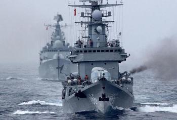 Ai đứng sau sức mạnh hải quân Trung Quốc?