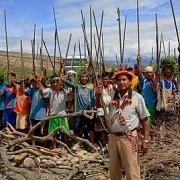 Peru: Người da đỏ chiếm đóng một cơ sở dầu mỏ ở rừng Amazon