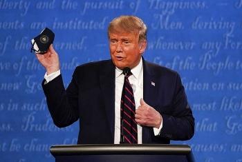 Ông Trump từng giấu kết quả dương tính với Covid-19 sau lần xét nghiệm đầu tiên