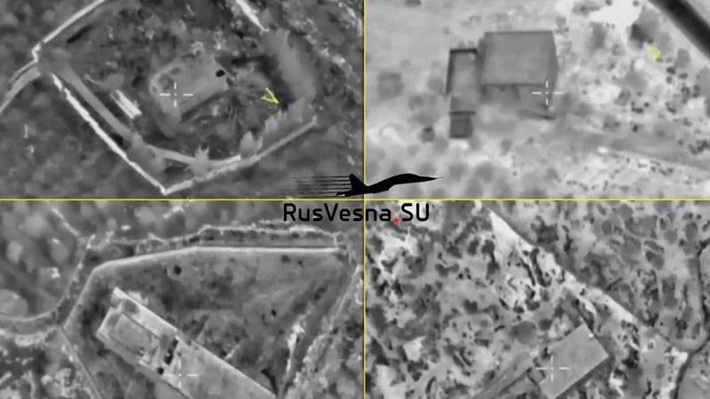 Nagorno-Karabakh: Nga đã ném bom!