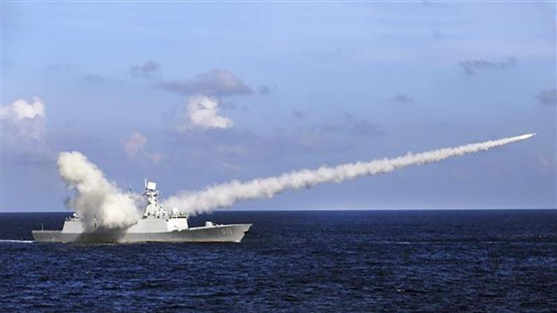 Nếu chiến tranh xảy ra: Trung Quốc sẽ nhấn chìm Hải quân Mỹ?