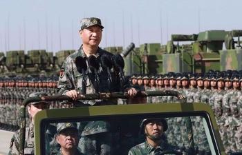 Ông Tập Cận Bình kêu gọi quân đội chuẩn bị cho chiến tranh