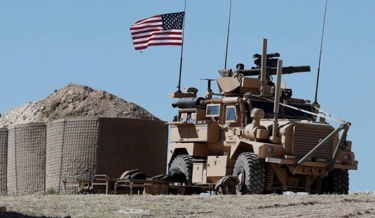 Lực lượng Mỹ bắt đầu xây dựng căn cứ mới trên lãnh thổ Syria