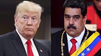 """Ông Trump lại """"gõ cửa nhà"""" Tổng thống Maduro"""