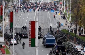 Cục diện Belarus sắp có thay đổi lớn
